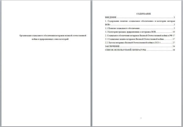 курсовая работа на тему:понятия в цели наказания
